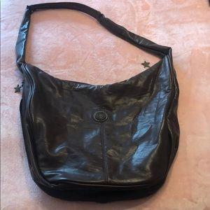 Vintage Capezio large hobo/crossbody bag